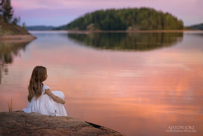 FINLAND in the summer night - ILP Members' Photographs – Peace / Tranquility image by Andrea Joki