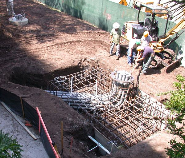 17 best images about foundation on pinterest for Basement construction types