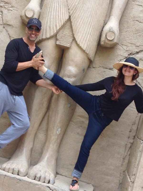 Akshay Kumar and Twinkle Khanna celebrated their 15th wedding anniversary on January 17.