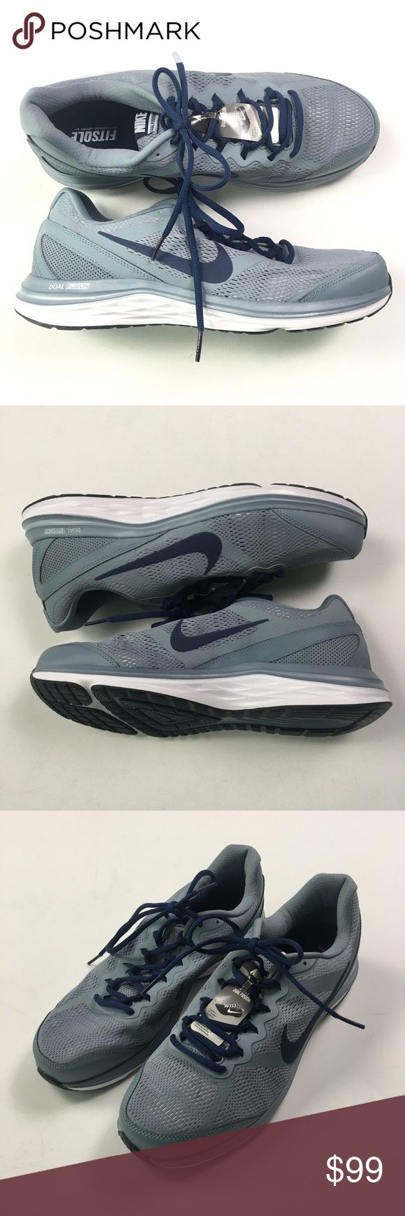 Nike Dual Fusion Run 3 Sz L12 R11 Brand new size mismatch.   Nike Dual Fusion Run 3 Sz L12 R11 Nike Shoes Athletic Shoes