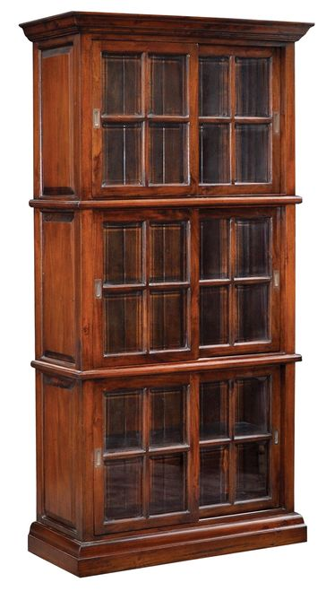 Shop For Bramble English Bookcase 1 Column, And Other Home Office Bookcases  At The Red Barn In Houston, TX. This Bookcase Makes A Versatile Addition.