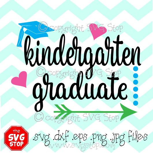 Image result for kindergarten graduation svg