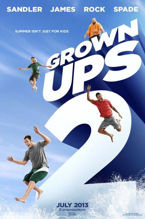Watch Grown Ups 2 Online Free Full Movie Movie2k ...