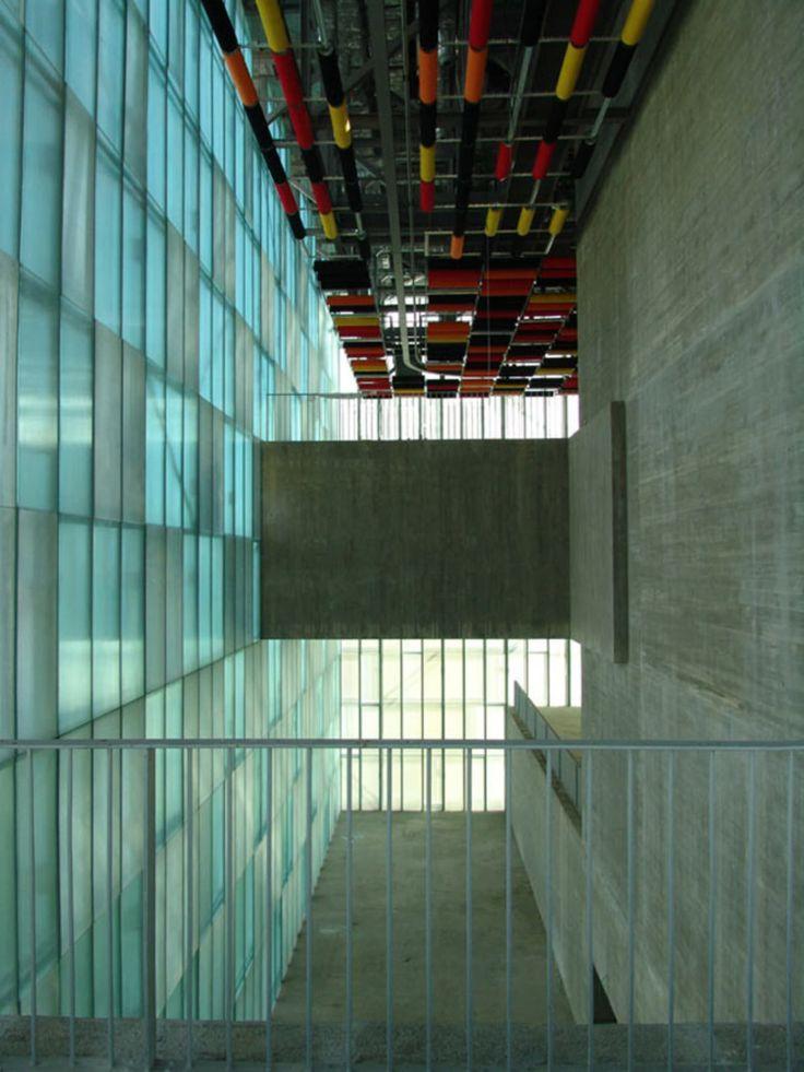 Acebo X Alonso Arquitectos, Juan Rodriguez, Marcela Grassi · Centro De Las Artes De A Coruña