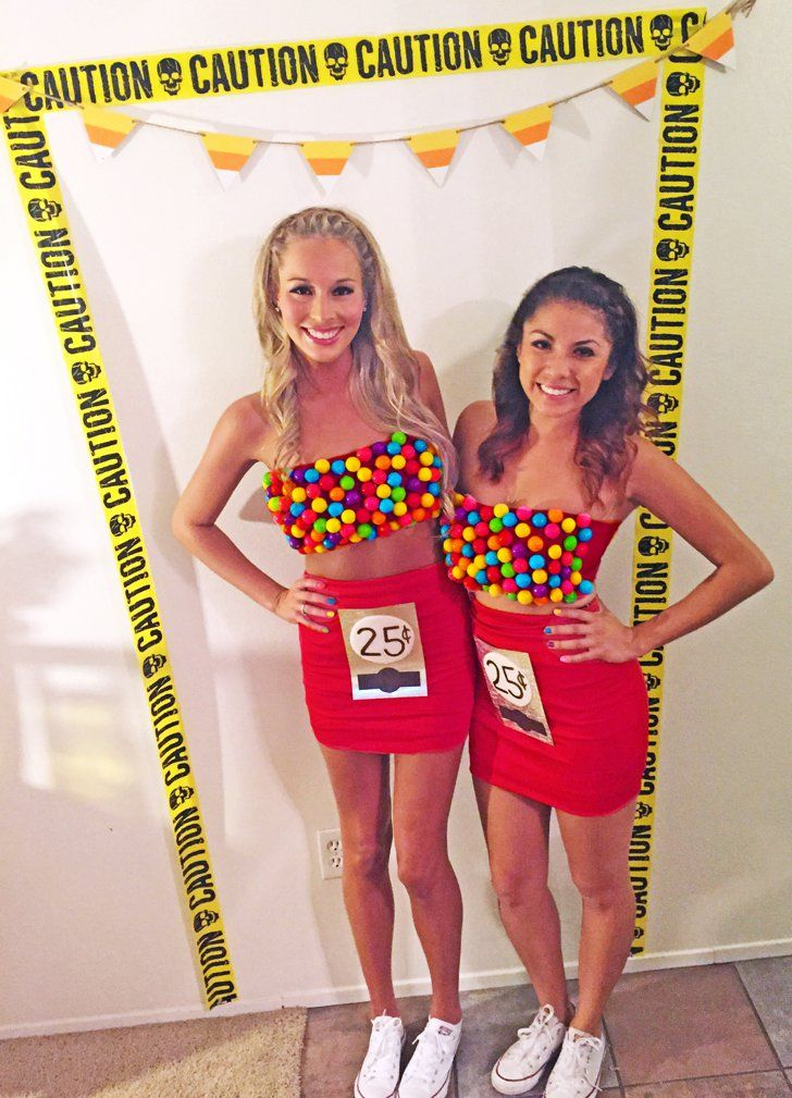 76 halloween costumes for women that are seriously genius - Best Friends Halloween Ideas