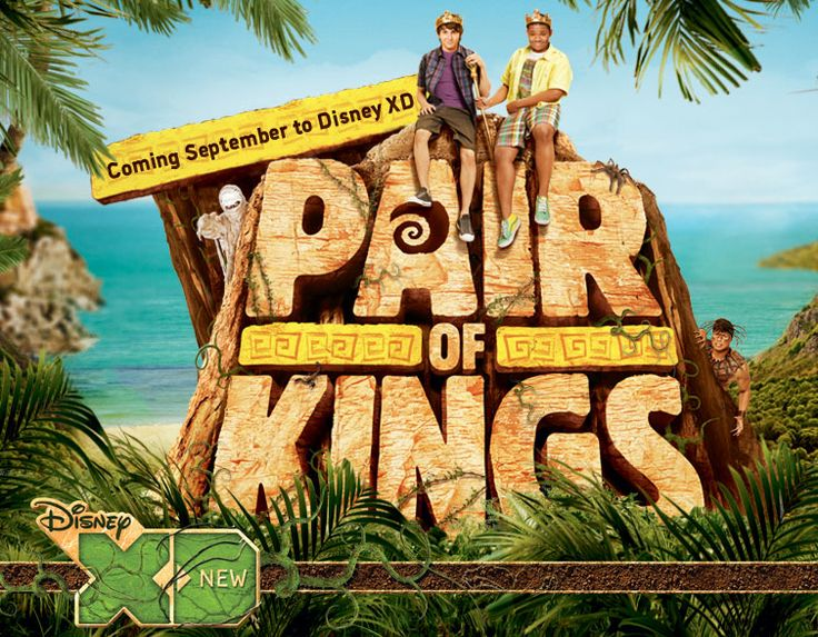 I love Pair of kings!!! Mitchel Musso is so awesome!!