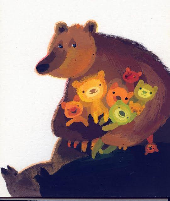 Elzbieta Wasiuczynska ilustracje