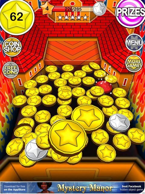 Play Coin Dozer Game Free | Coin Dozer Online Free