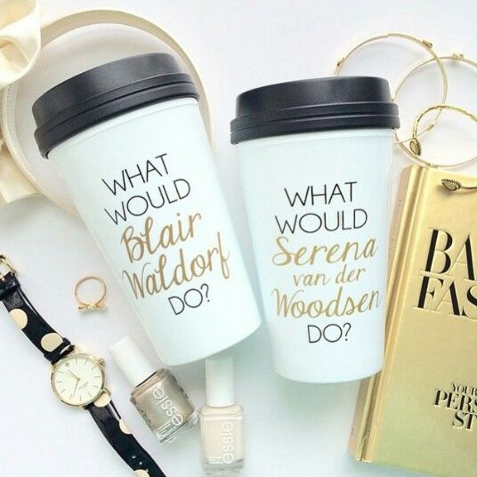 Perfect Gossip Girl Accessories ❤