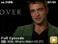 """IMDb: What to Watch -- In the latest episode of """"IMDb: What to Watch"""", Keith Simanton talks with Guy Pearce, Robert Pattinson and director David Michod about their movie The Rover."""