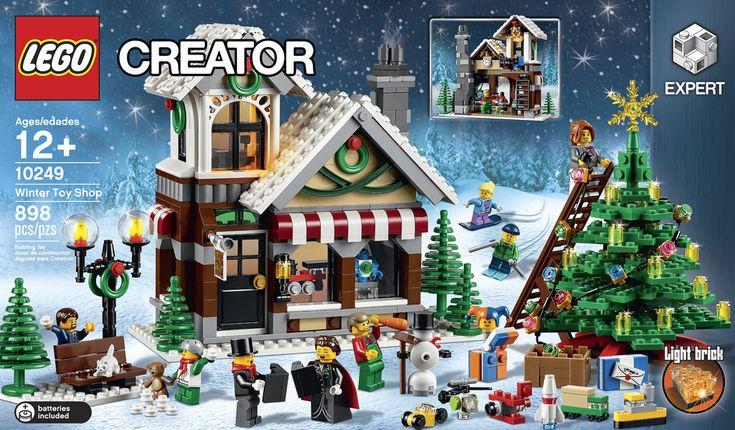 10 Lego Sets you Gotta Have