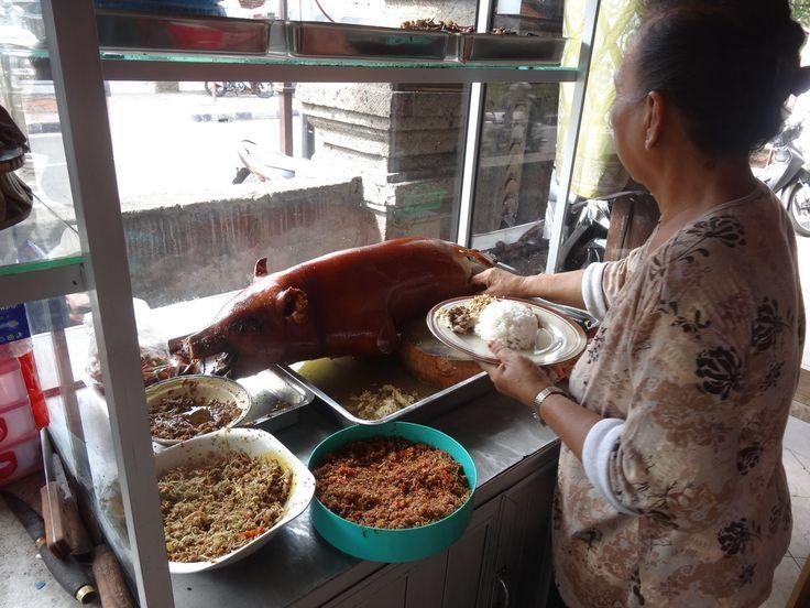 juaranya babi guling ข้าวหน้าหมูย่างบาหลี
