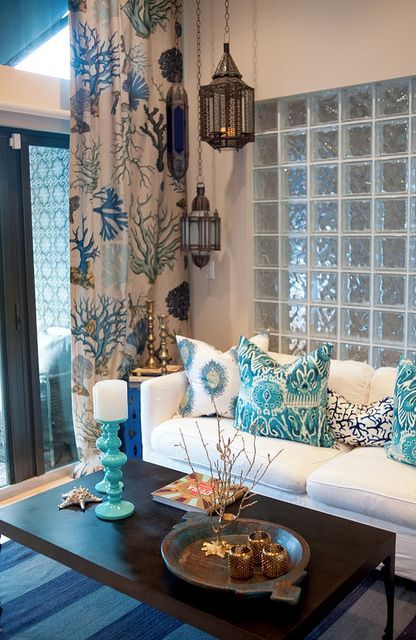 Living After Midnite: Room for Style: Interior Decorating: Caribbean Style by jackiegiardina, via Flickr