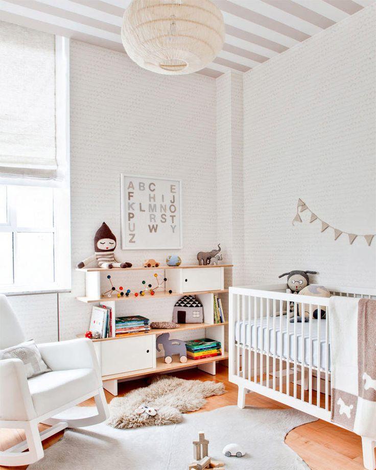 Dicas para montar o quarto de bebê em cômodo pequeno - limaonagua