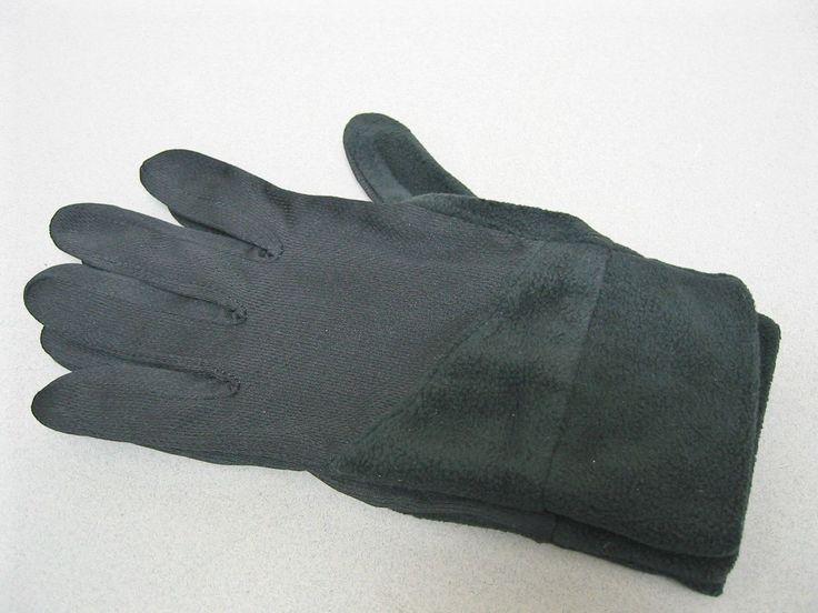 Snowboard Ski Winter Gloves Liners NWT Black Mens Mens Ladies #33082