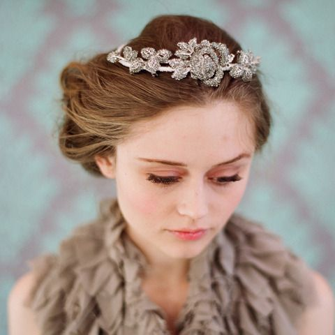 """""""I cannot tell you how many pictures of tiaras I looked at when writing Tandem. I mean, hundreds. The tiara Sasha wears near the end of TANDEM looks like this one."""" - Anna Jarzab #Tandem"""