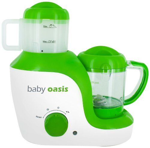 Smart Planet BRM-1 Baby Oasis Baby Food Maker Smart Planet