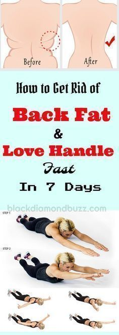 7 Best Exercises to Get Rid of Back Fat at Home 7 Best Exercises to Get Rid of Back Fat at Home-Back fat is one of the most annoying and stubborn body fat that is difficult to shed. Sometimes it starts to accumulate in our curvy part of the bod