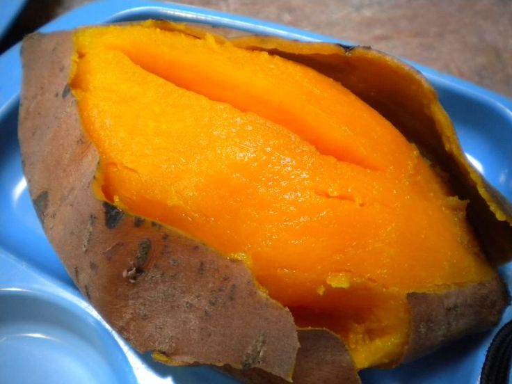 The only way I will ever cook sweet potatoes!! They are perfect!! How to Cook a Sweet Potato - these look just like the ones they serve in restaurants.