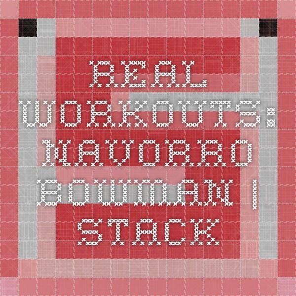 Real Workouts: NaVorro Bowman | STACK