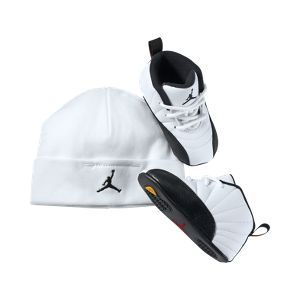 c1dd202de8e44f Air Jordan 12 Retro Infant Kids u0026 39  Gift Pack