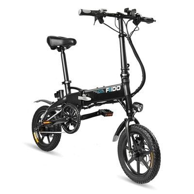 Just US$429.99, buy FIIDO D1 Folding Electric Bike 7.8Ah Battery Moped Bicycle online shopping at GearBest.com Mobile.