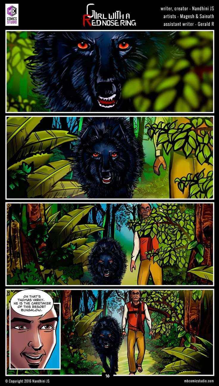 Page 16 - Nandhini's 'Girl with a Red Nose Ring' Comics. (read free comics online, romantic books by indian authors, romantic books for teenegers, horror books in english, best place to download comic books online, comic books for children, comics for children, comics for kids, comic books for kids, best site to download comics, comic books download pdf, graphic novels for adults, graphic novels for children, graphic novels and comics, indian comic books, comic books india, webcomics