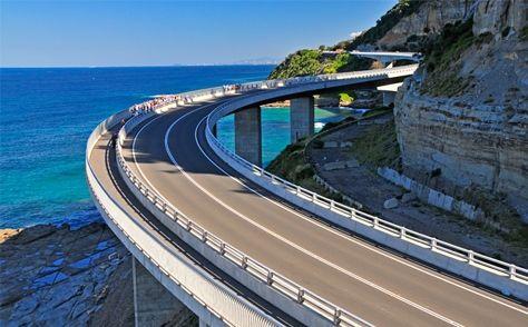 Seacliff Bridge Illawarra NSW