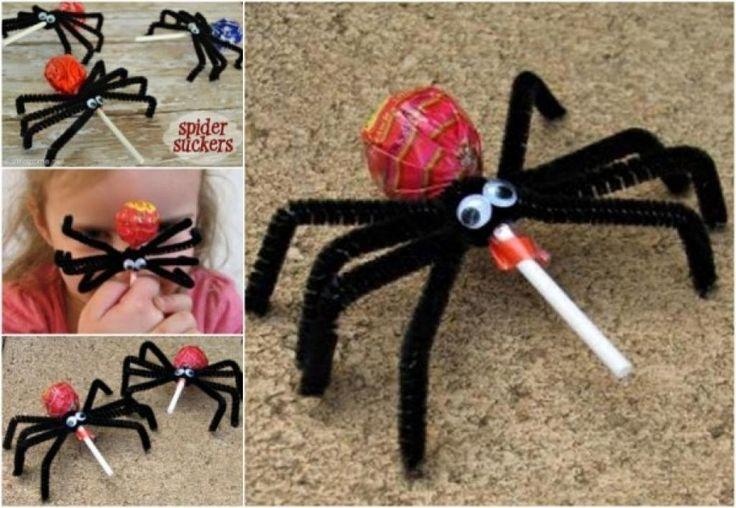 Offrez des bonbons spcéciaux aux enfants de votre entourage!