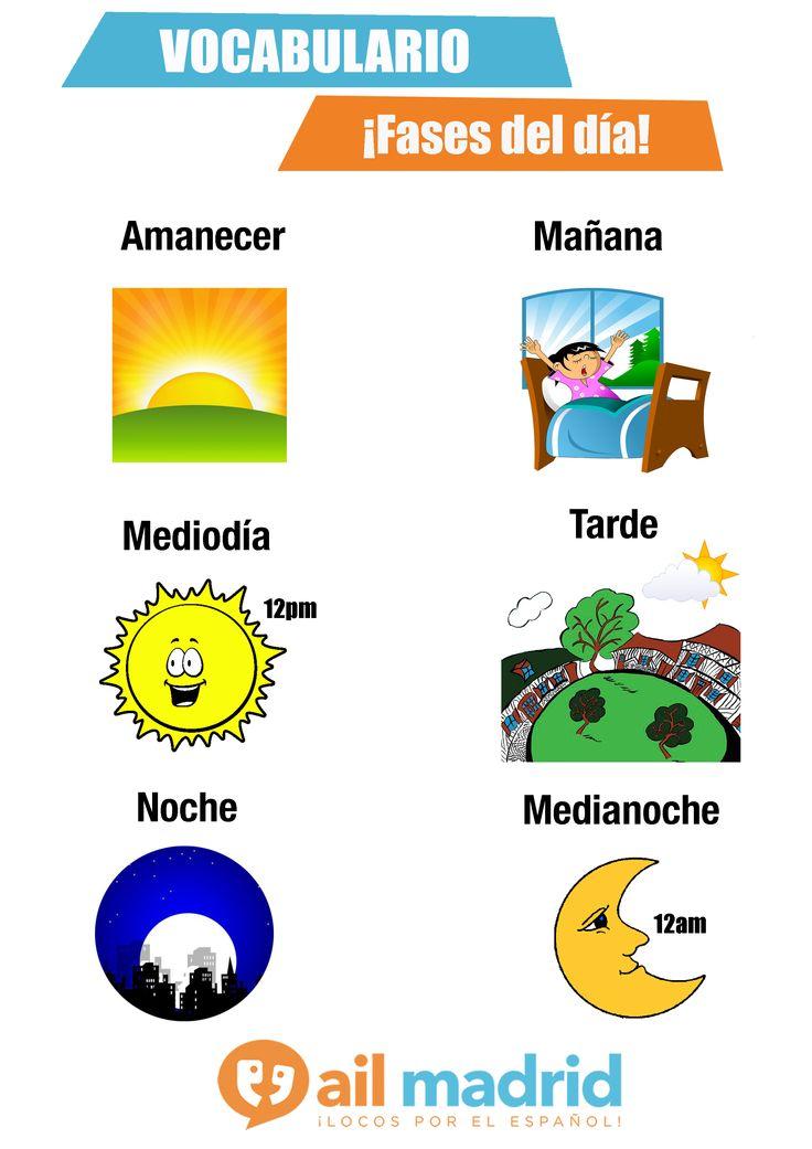 ¡Otra semana de #aventuras con el #español! Muy buenos días a todos :)…