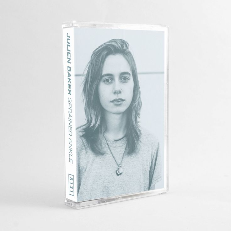 "Julien Baker ""Sprained Ankle"" Tape"