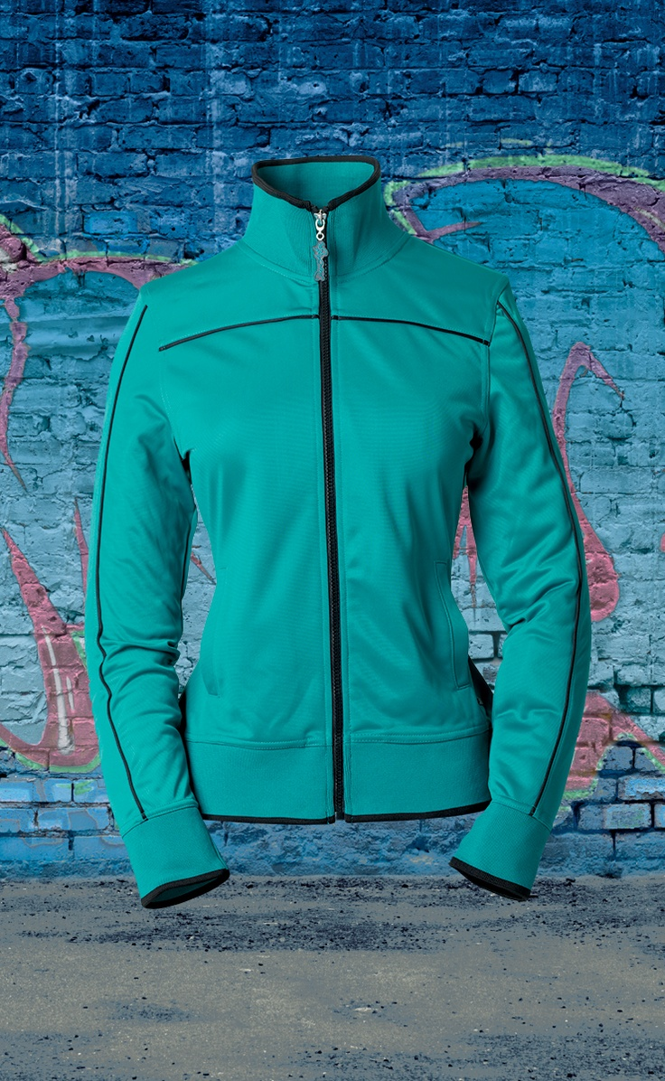 Pro-Action ladies' tracksuit top