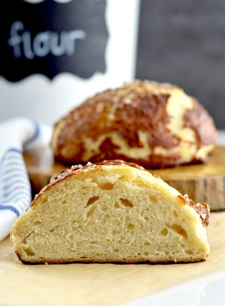 pretzel bread recipe bread machine