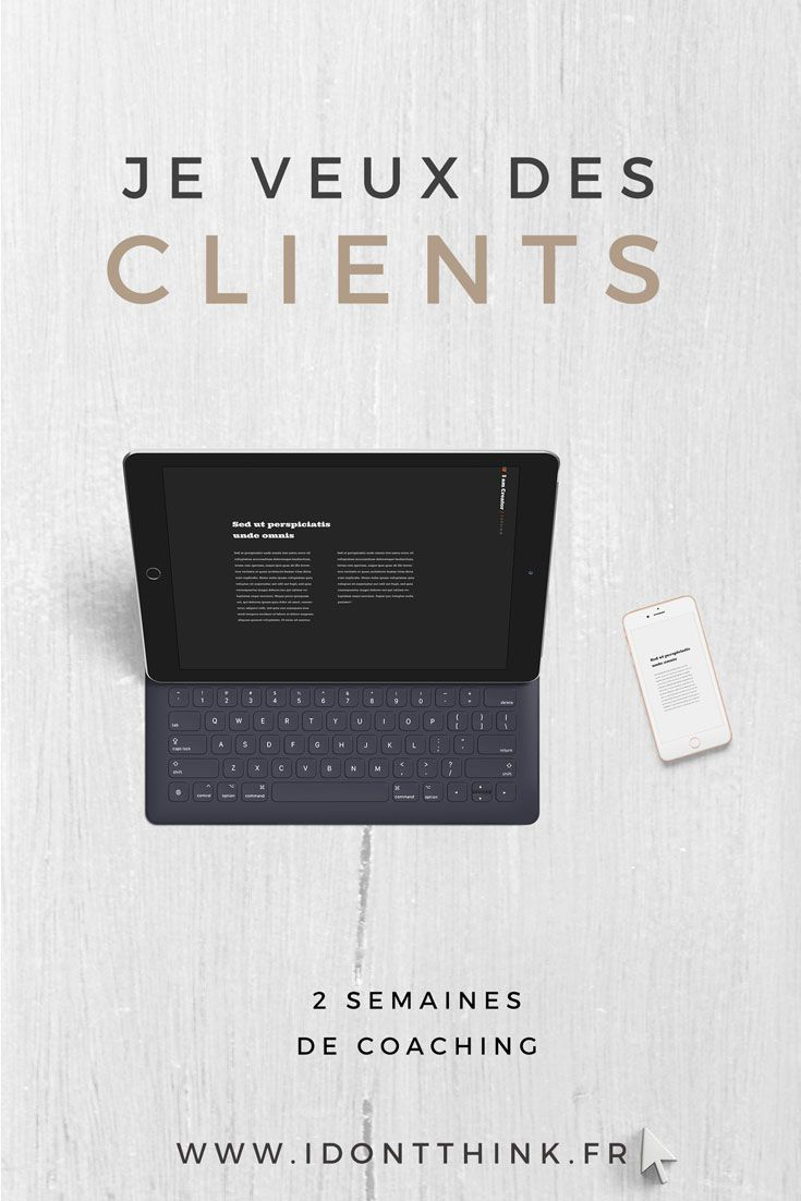 Tu viens de débuter l'aventure Freelance et tu as besoin de bonnes bases pour trouver des clients ? Tu veux relancer ton business et trouver de nouveaux clients pour ton activité ? Allez, je t'aide pendant 10 jours !