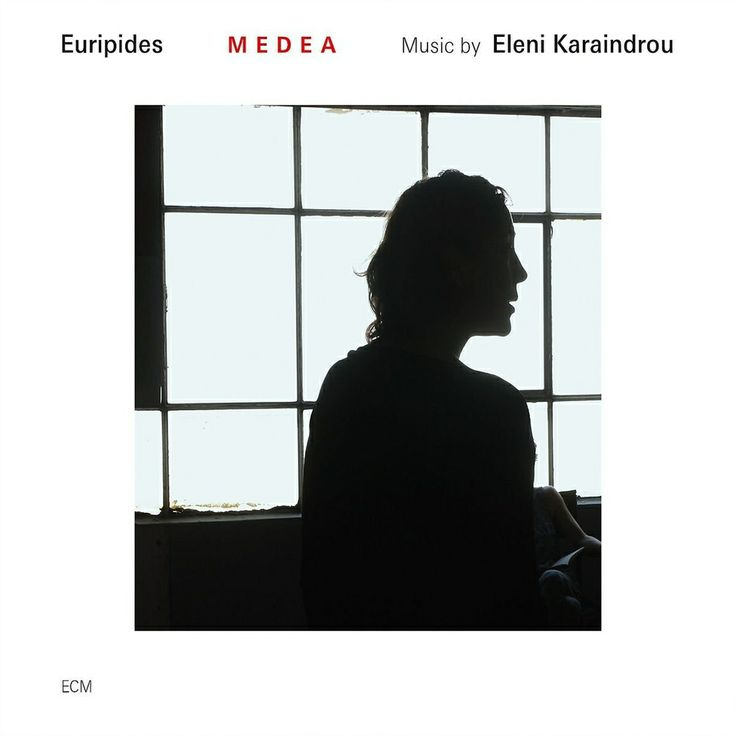 Eleni Karaindrou 2014 Medea (ECM 2376) #albumcover