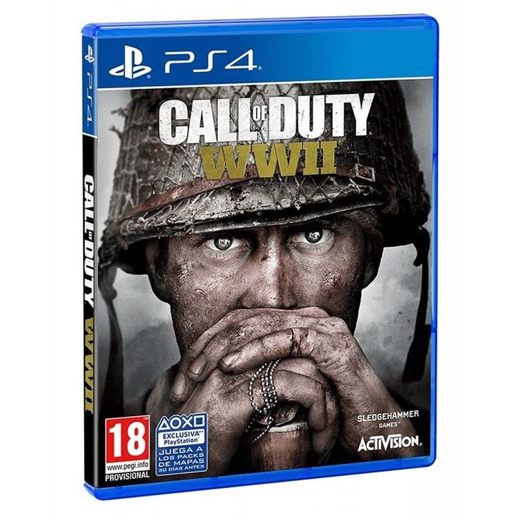 Reserva ya Call of Duty WWII en TheShopGamer en este Superweekend de ebay, paga solo 59,95€ por él, y te lo llevamos a tu casa el día del lanzamiento, GRATIS. ¿Qué más puedes pedir? ¡Solo hasta el jueves día 2 de noviembre de 2017!