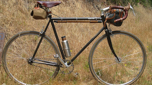 Surly Steamroller, drivetrain side, 42x16. by One Happy Cog, via Flickr