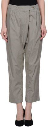 NUDE Casual pants - Shop for women's Pants - Military green Pants
