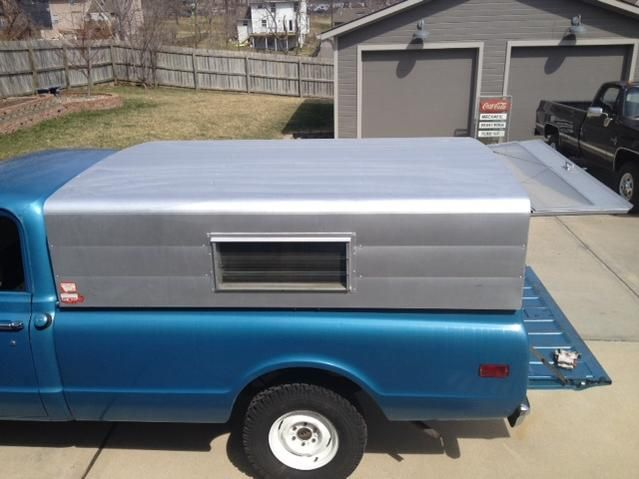 MO F S Vintage Camper Shell