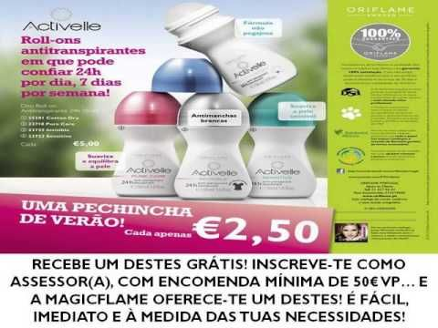 PROMOCIONAL CATÁLOGO ORIFLAME 12/2013 / PROMOTIONAL VIDEO ORIFLAME CATALOGUE 12/2013