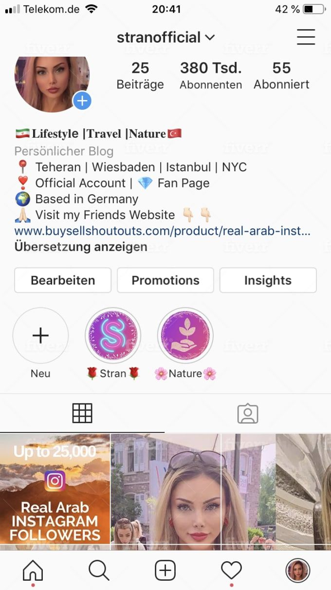 Strani I Will Give You An Shoutout To My 373k Instagram Followers For 45 On Fiverr Com Instagram Marketing Instagram Followers Instagram