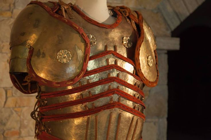 Cuirass of the Sea People, 12th century BC