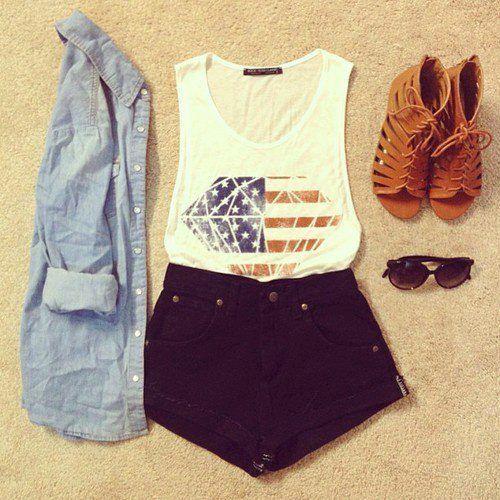 todo lo que te puede interesar: Creando outfit para el verano