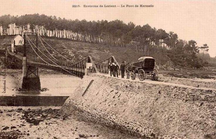 Pont de Kermelo - Si Lorient m'était conté
