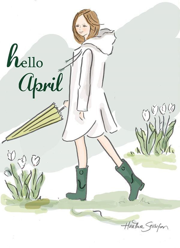April by Rose Hill Designs