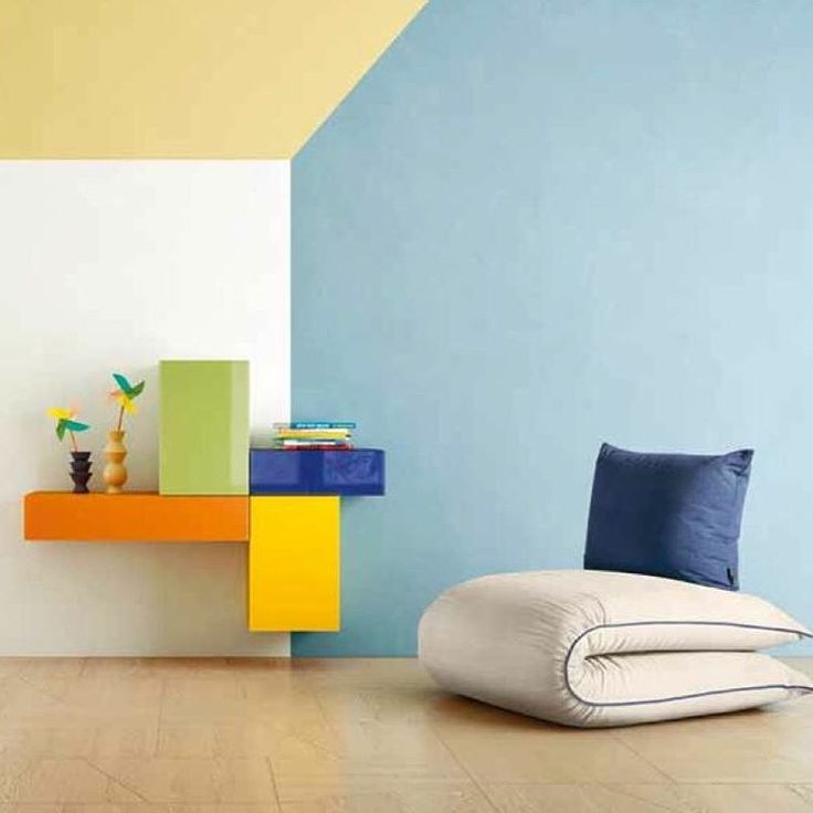 Let's play✏️Free your imagination and draw your space!  #lagodesign #summer #colours #interiors #kids #bedoom #homedecor #home