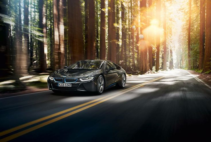 The BMW i8 – trailblazer for a new generation of sports car.