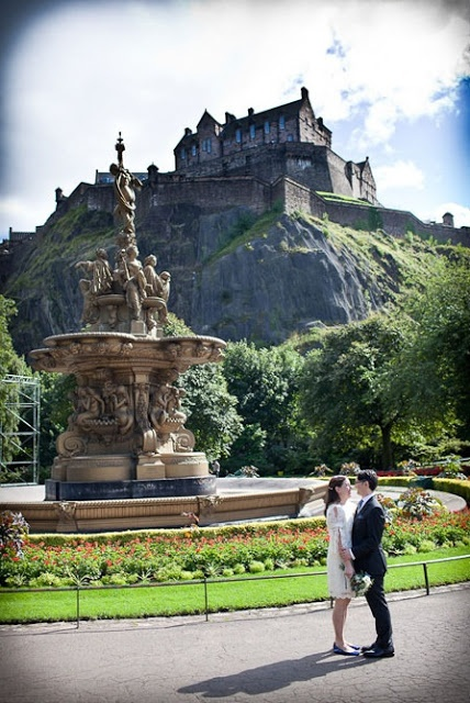 Scotland - We'll spend all week shopping for our future castle. Well, not ALL week... #CupcakeDreamWedding #honeymoon
