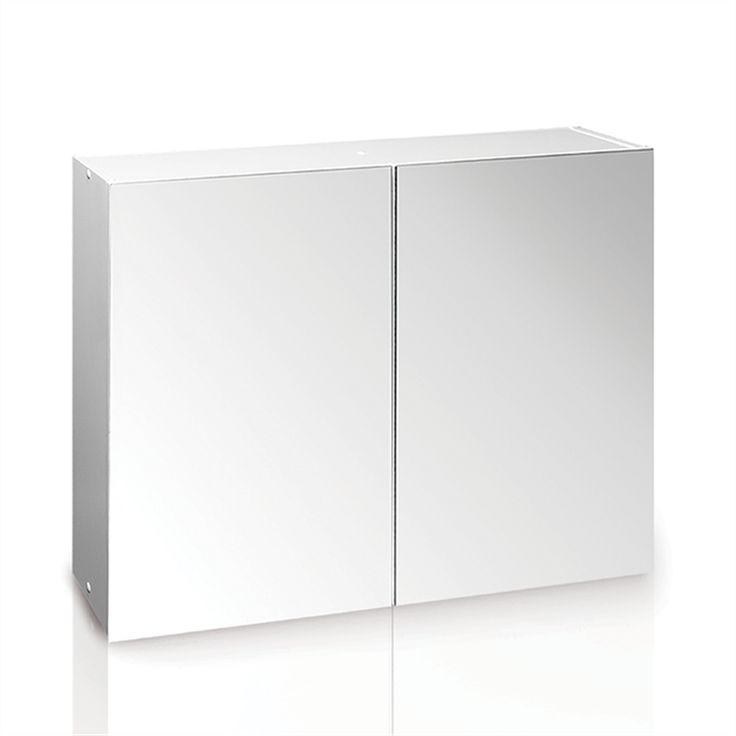 Award 900 x 620 x 160mm 2 Door Supreme Shaving Cabinet