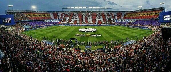 Octavos de final de Champions 2014 Atlético de Madrid - F.C. Barcelona